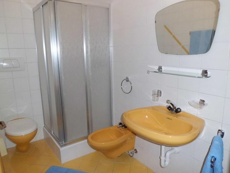 Badezimmer im Appartement Edelweiß
