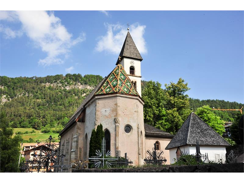 Chiesa Parrocchiale di San Biagio-Trodena