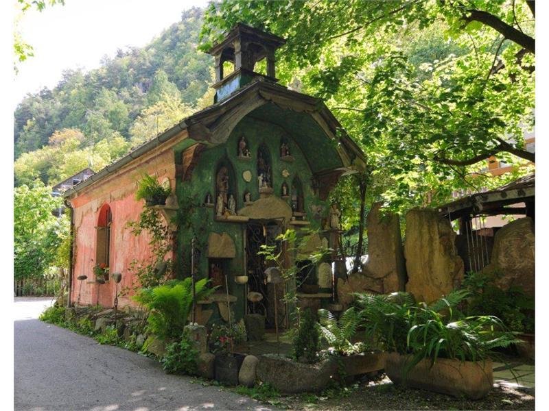 Museo Bagni Egart, Parcines/Tel
