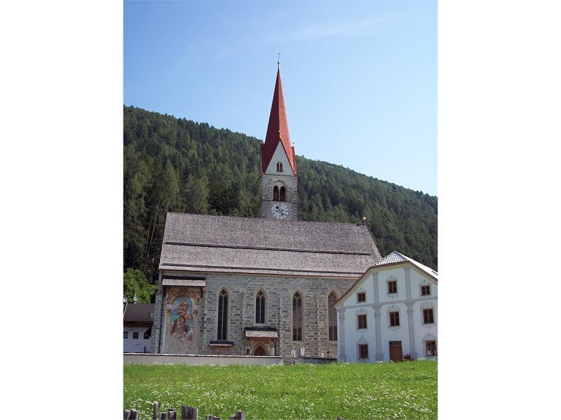 Pfarrkirche von St. Sigmund
