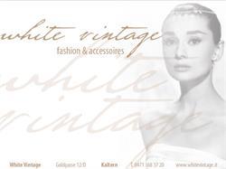 white vintage – fashion & accessoires