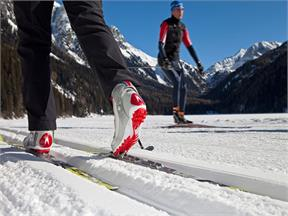Biathlon Centre / Lake of Antholz