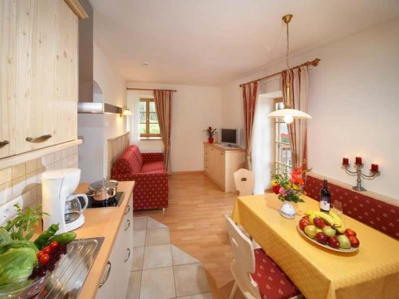 Apartment Meran - living room