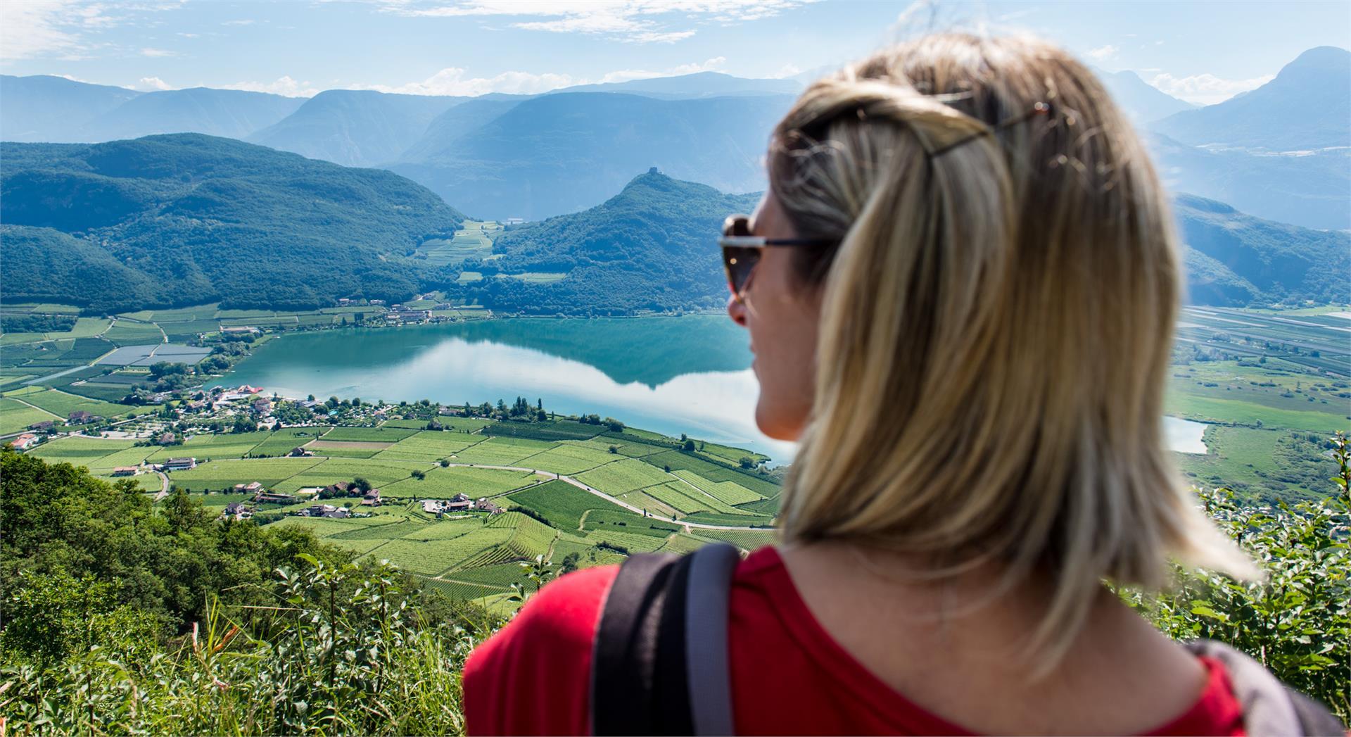 Vista panoramica Castelvecchio