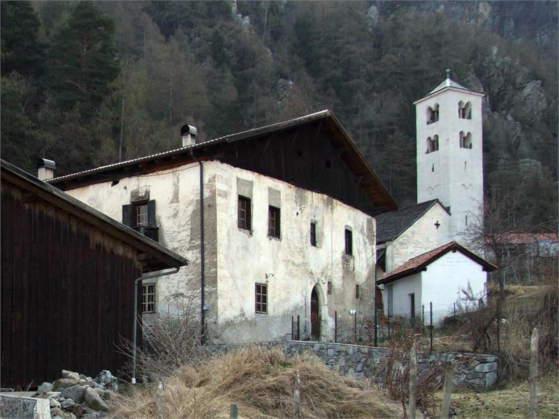 Chiesa San Medardus