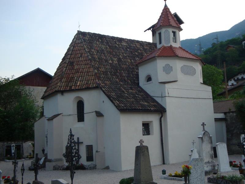 Leonhardkirche in Kollmann