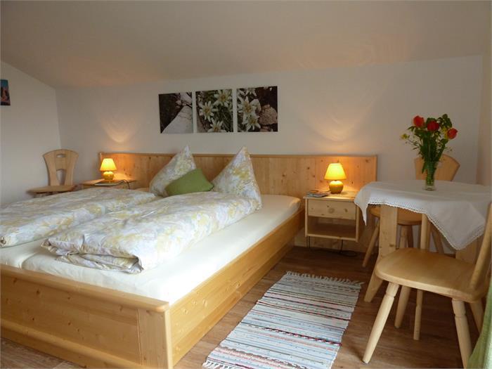 double bedroom apartment Ulla- house Albert Haselrieder, Fié allo Sciliar