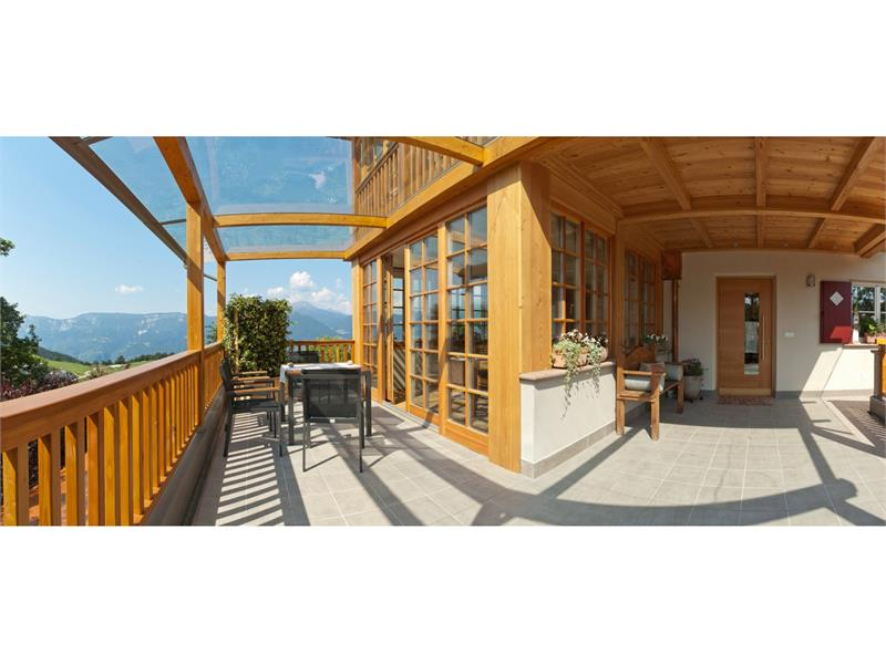 Panoramic view - Appartment Alber Edith