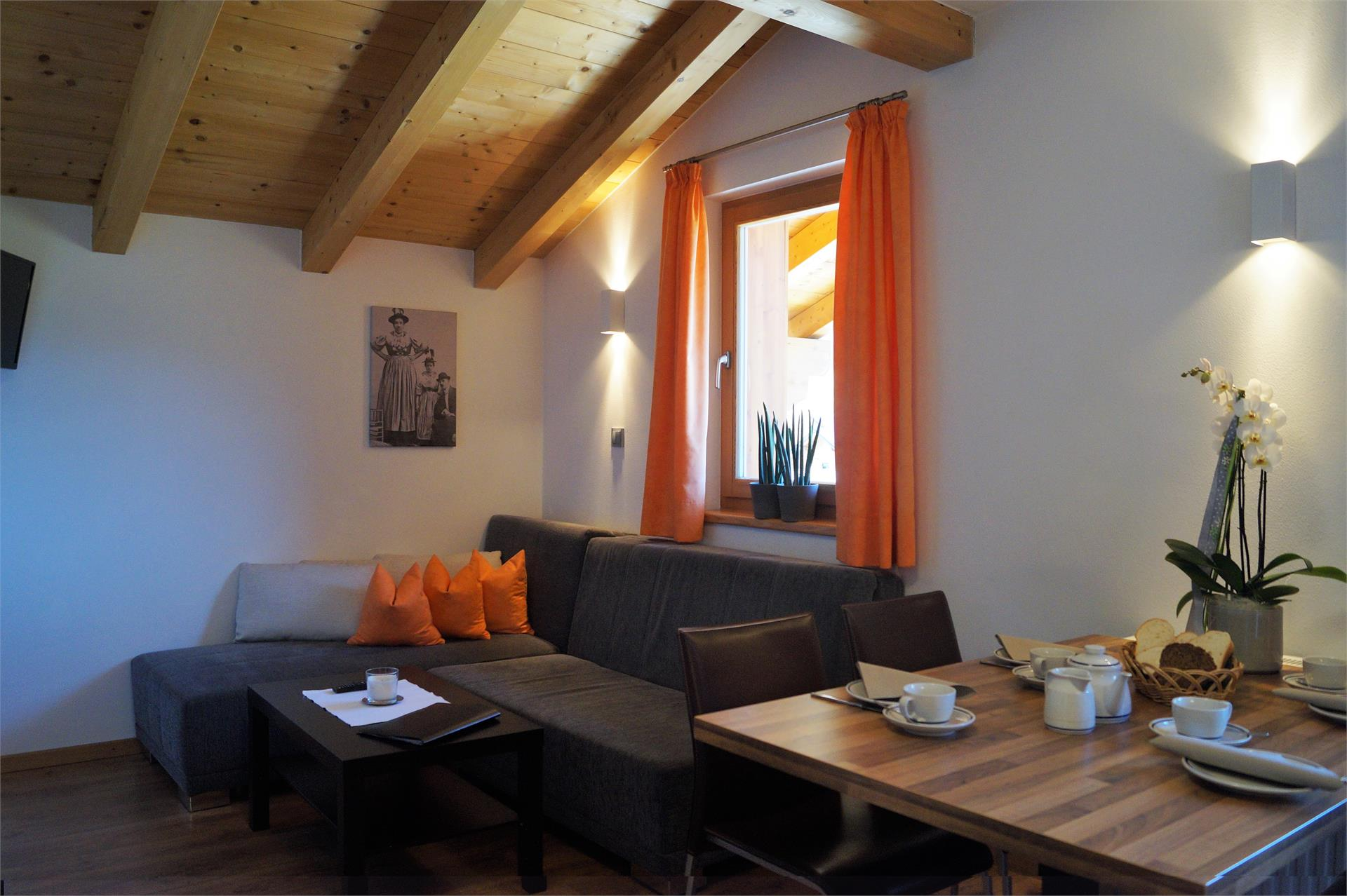 Wohnküche Appartement A