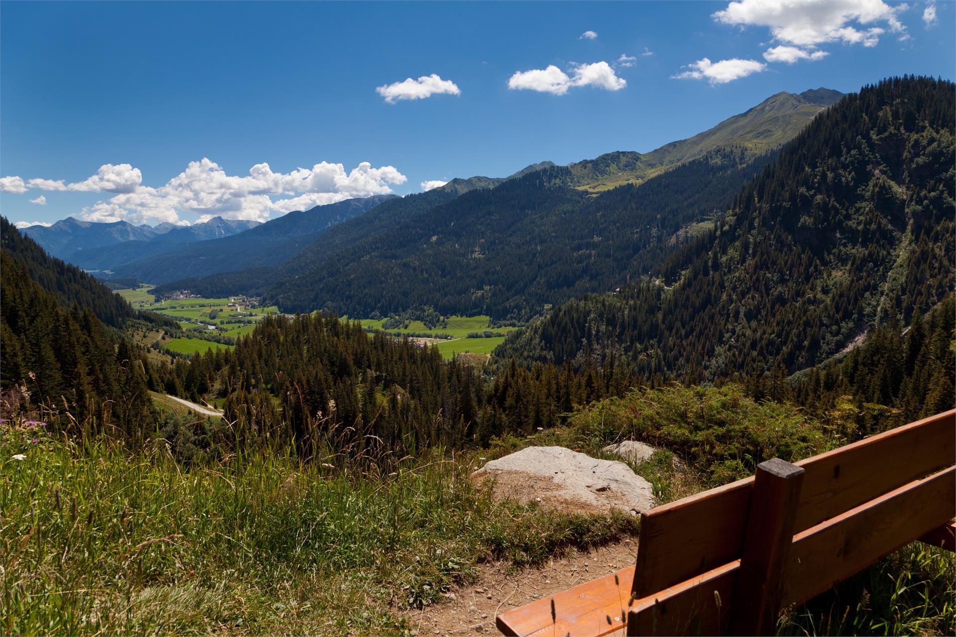 Krapfenkarspitze im Ridnauntal