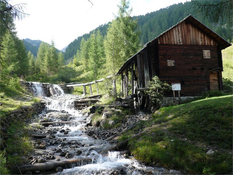 Valle dei Mulini - Val di Morins