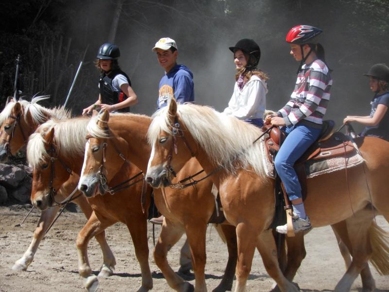 Gardena Cowboy Ranch - Reiterhof St. Ulrich