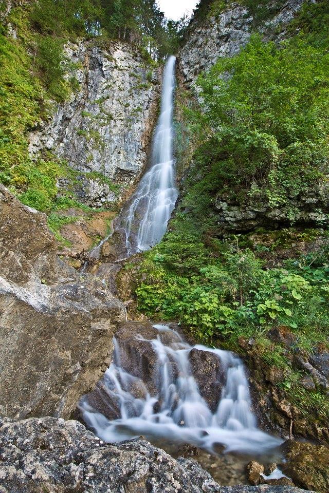 Wasserfälle St.Christina
