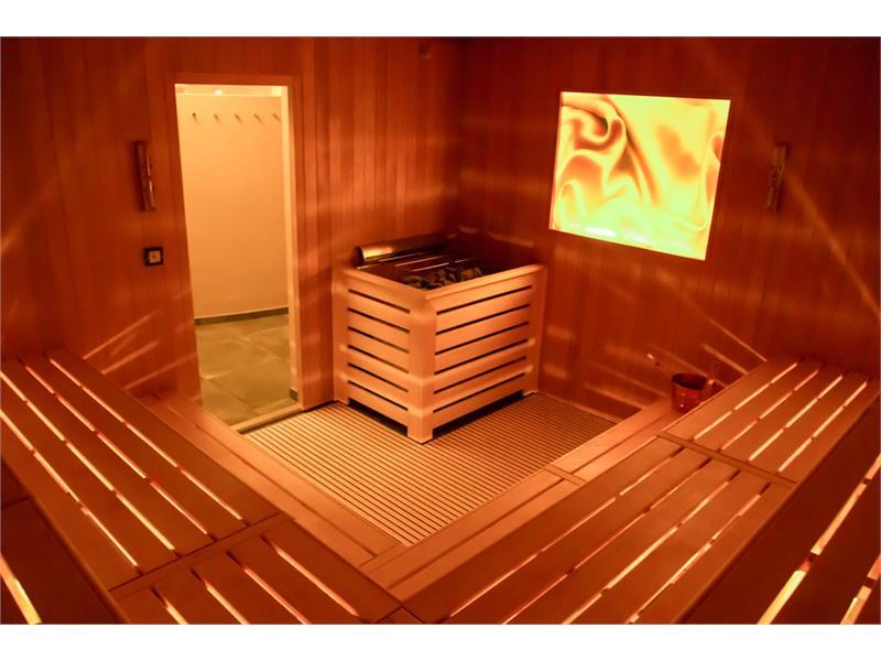 Sauna Golden SPA