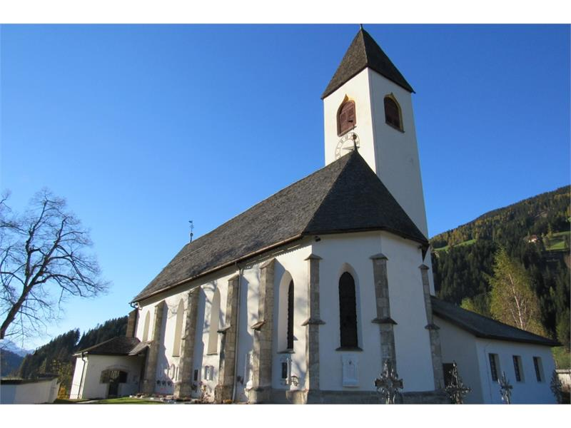 Saint Mary Magdalene Parish Church San Candido Innichen