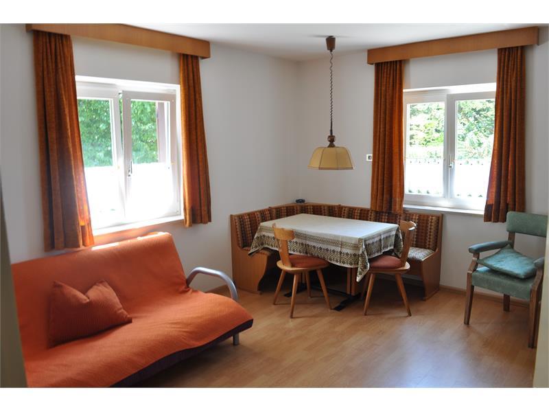 soggiorno appartamento B