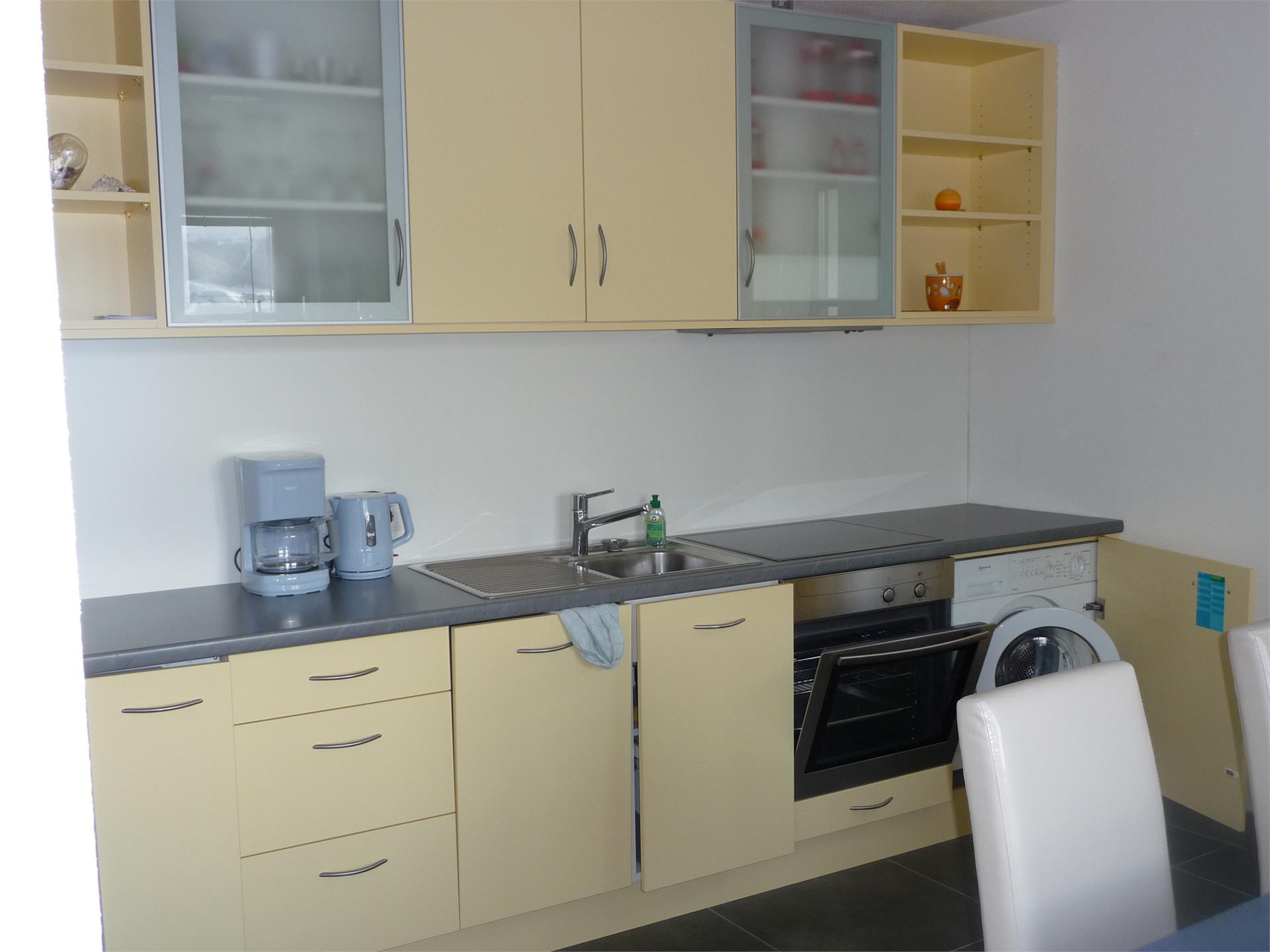 cucina apartamento