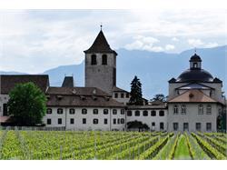 Benedictine Monastry of Muri-Gries