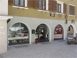 wine shop San Candido