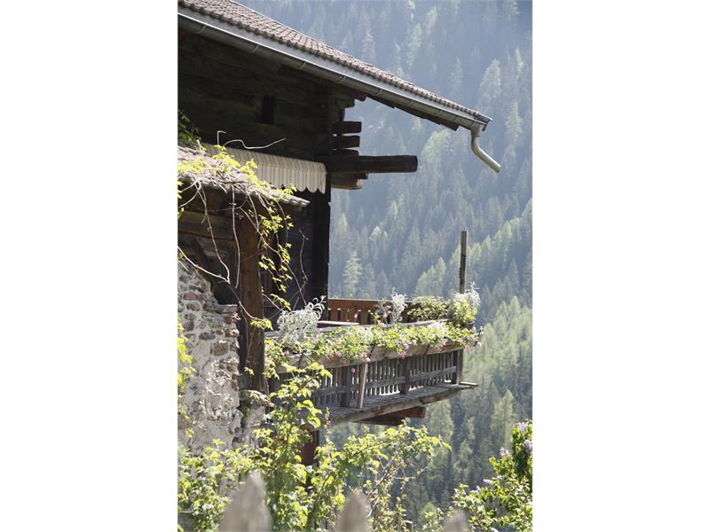 Altes Bauernhaus in der Nachbarschaft