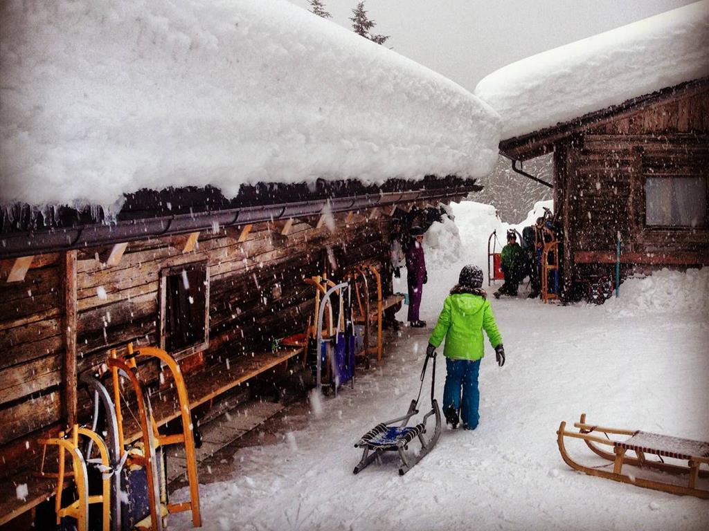 Allriss Winterwanderweg