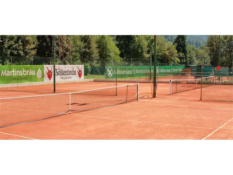 Tennis in St. Martin in Passeier