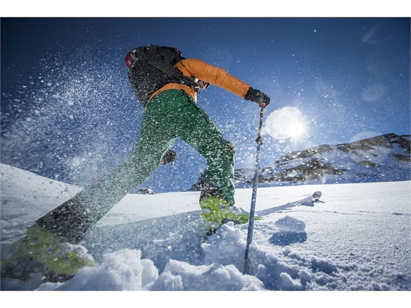 Skitour Ahrner Kopf