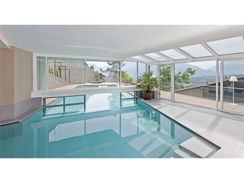 In & Outdoor Pool