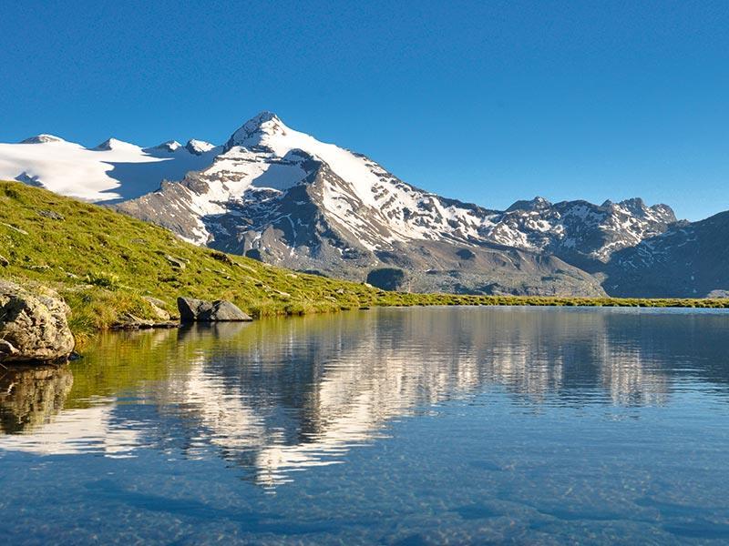 Sossen - Kofler lakes