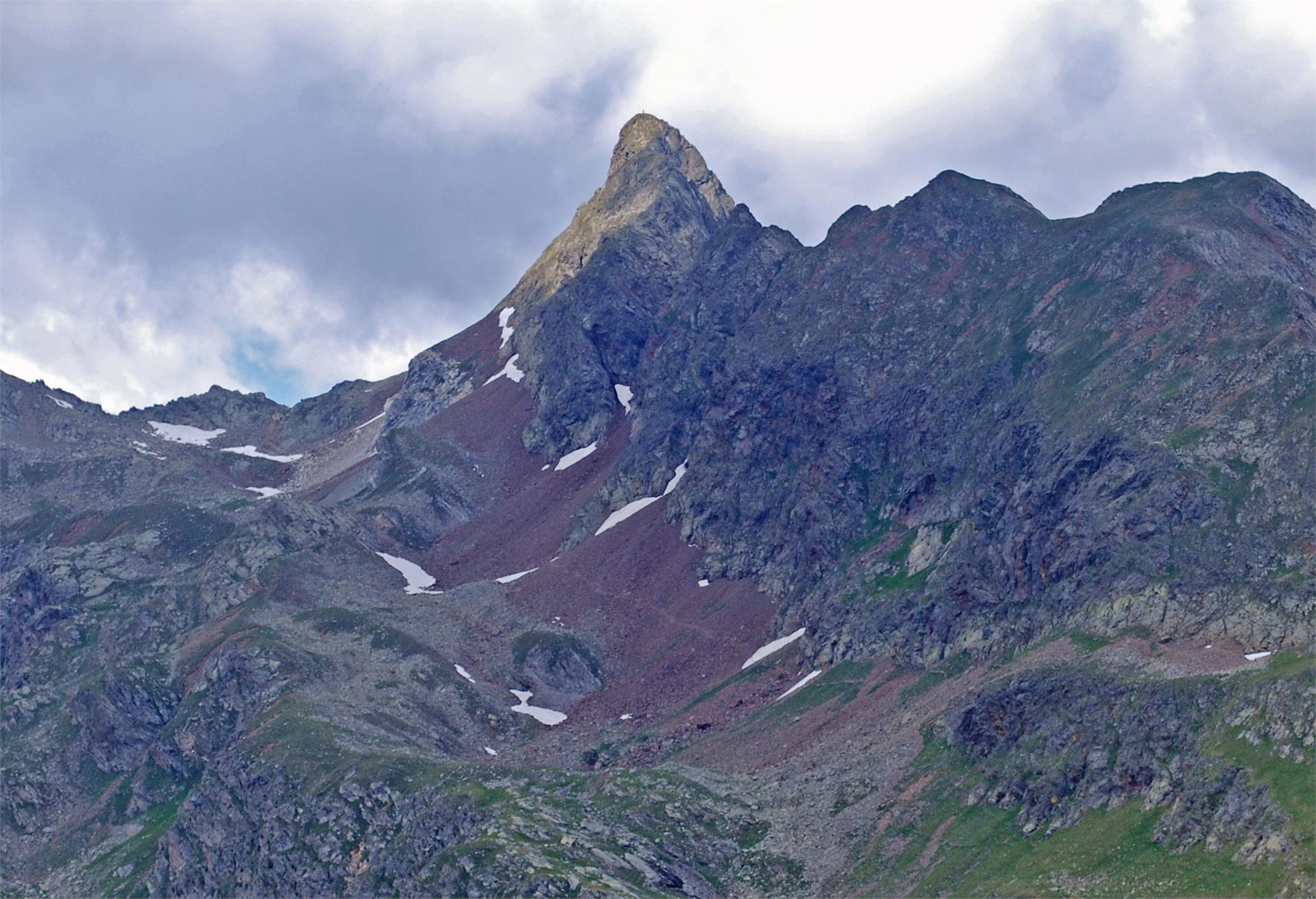 Auf das Sarner Weißhorn