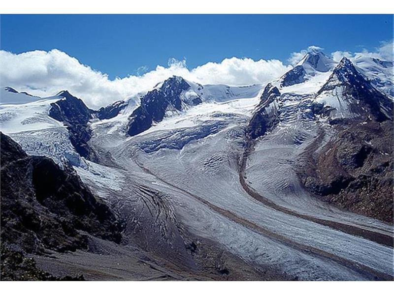 Gletscher Weißkugel
