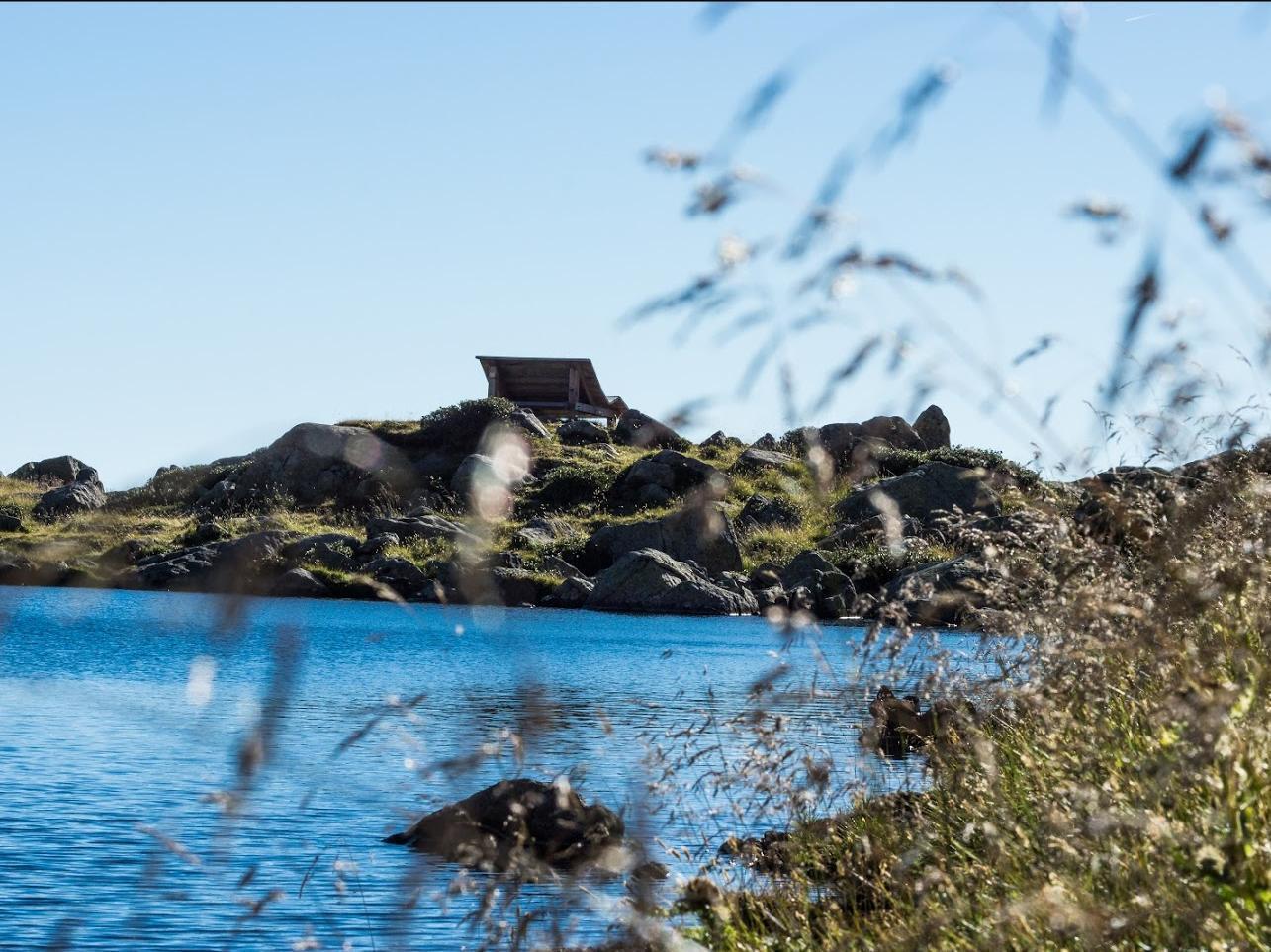 """""""Lago dei morti"""" sull'Alpe di Villandro"""