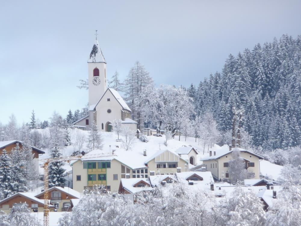 Winterwanderung: Innichen - Vierschach - Winnebach