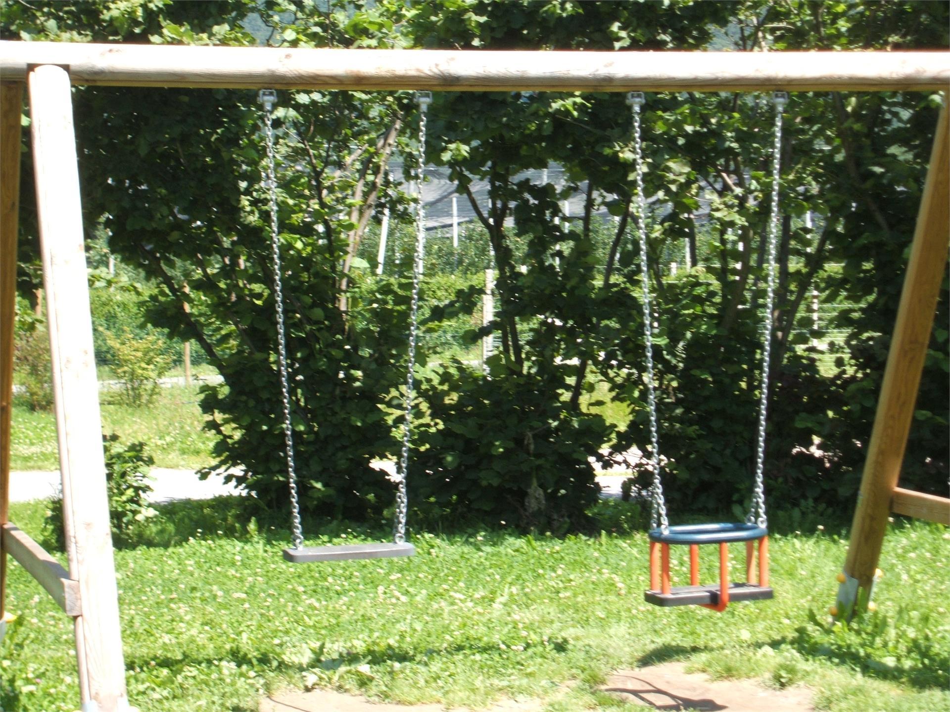 Parco giochi Naturno