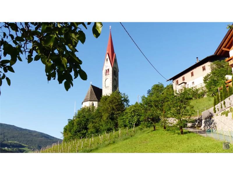 Kirche Schrambach 2