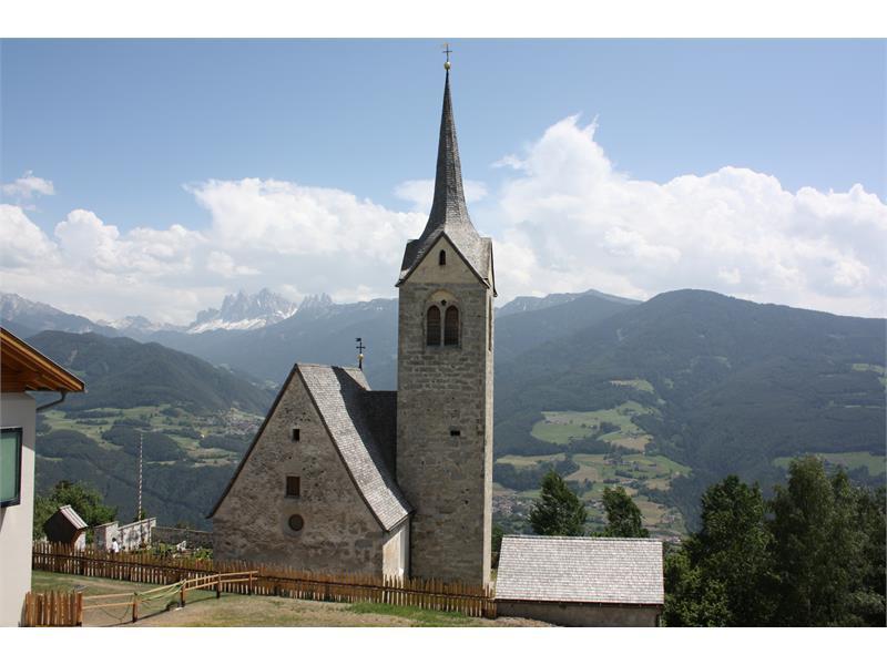 St. Andreas Kirche in Garn