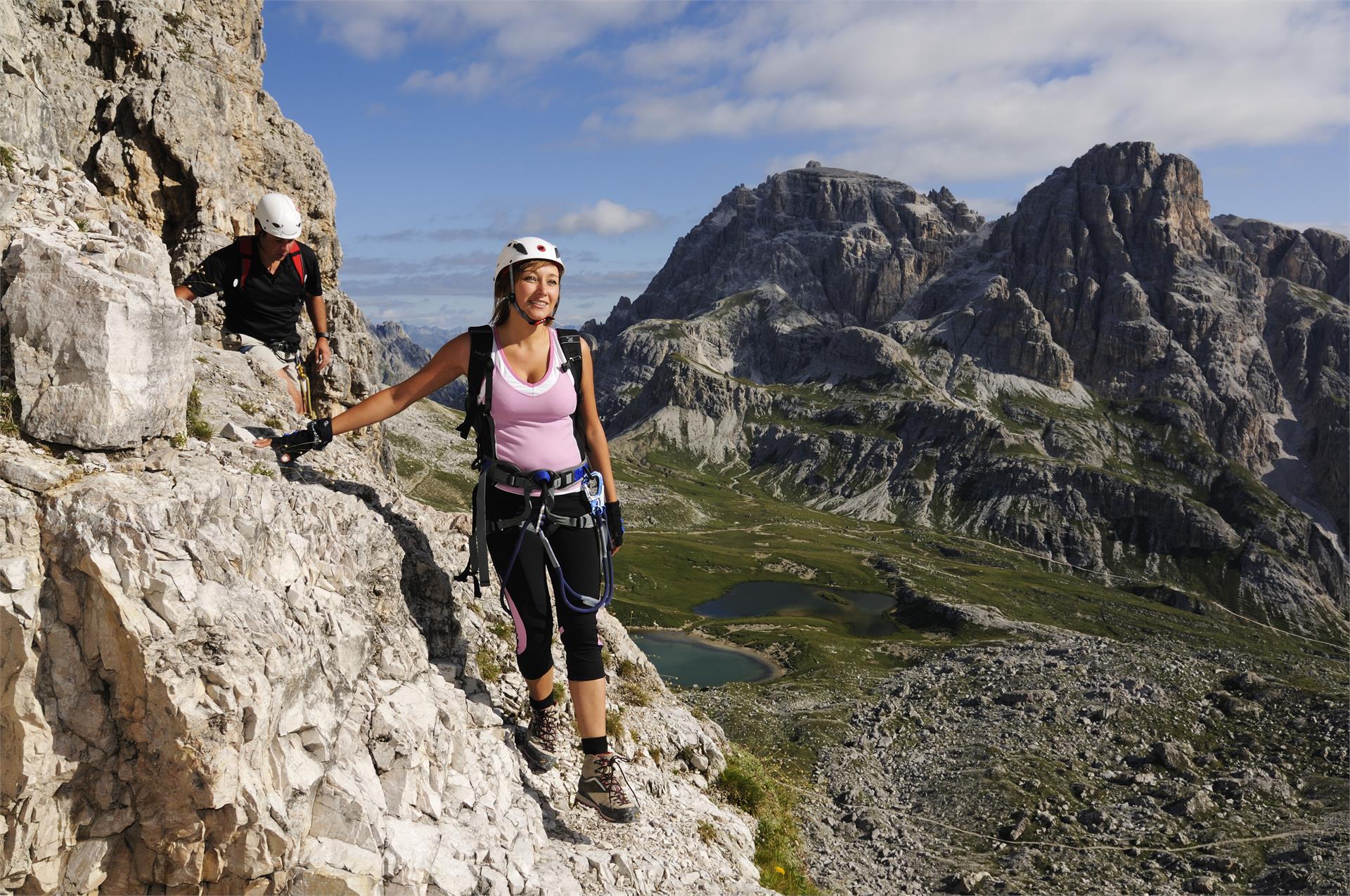 arrampicare