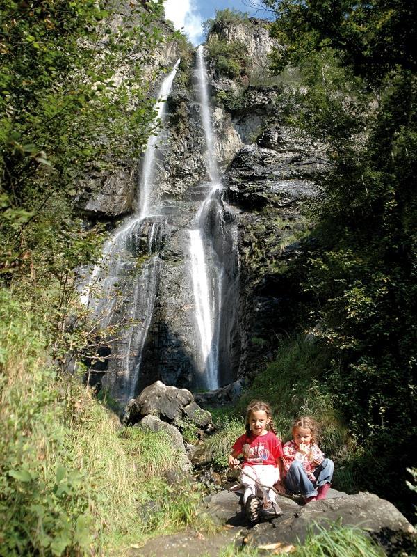 Wasserfall Schrambach