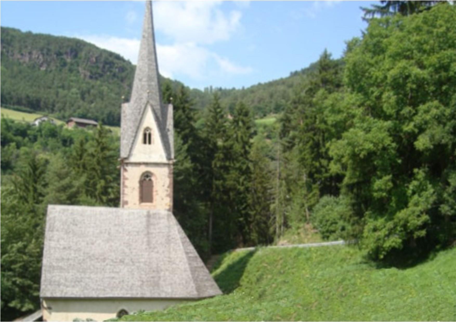Kirche von St. Vigil