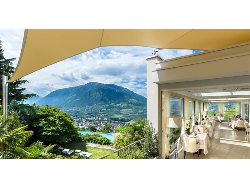 Panorama Terrasse/Speisesaal