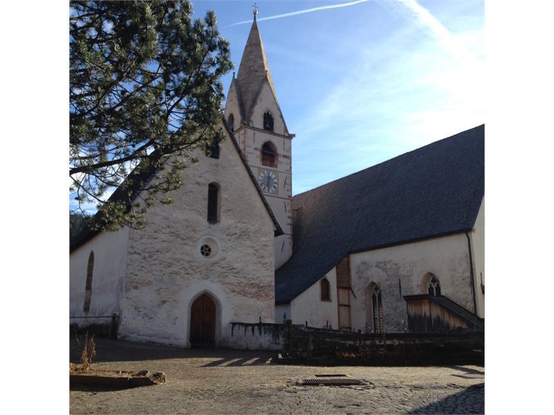 chiesa San Anna con chiesa parrocchiale
