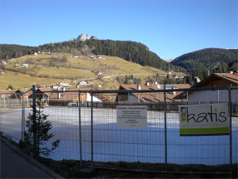 Eislaufplatz Hafling