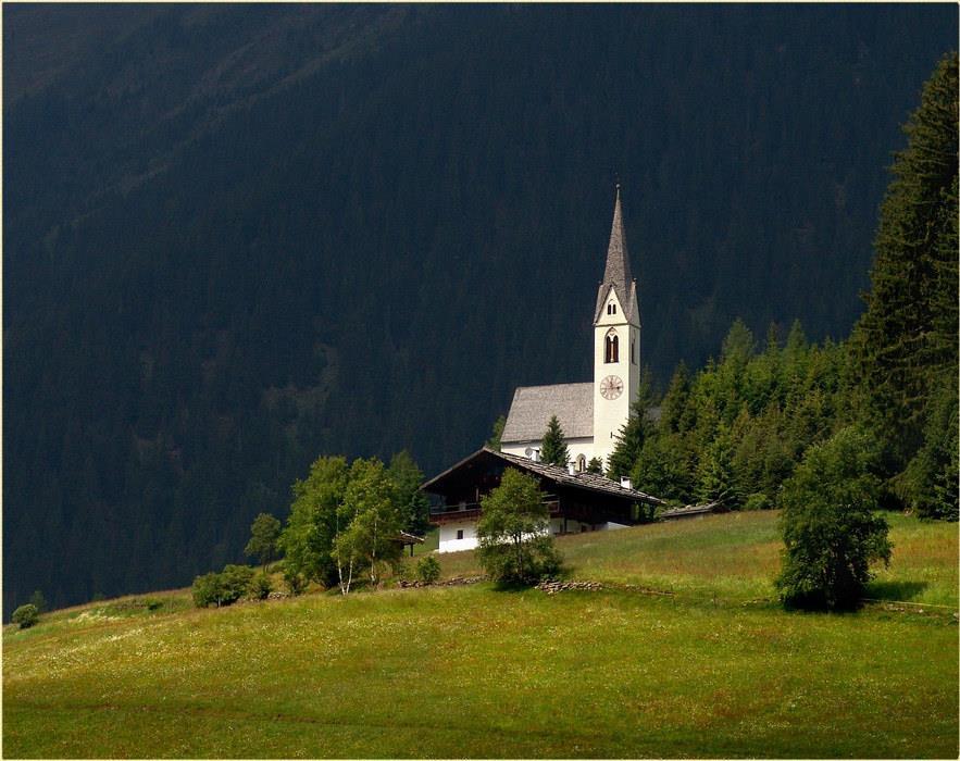 Knappenkapelle St. Magdalena