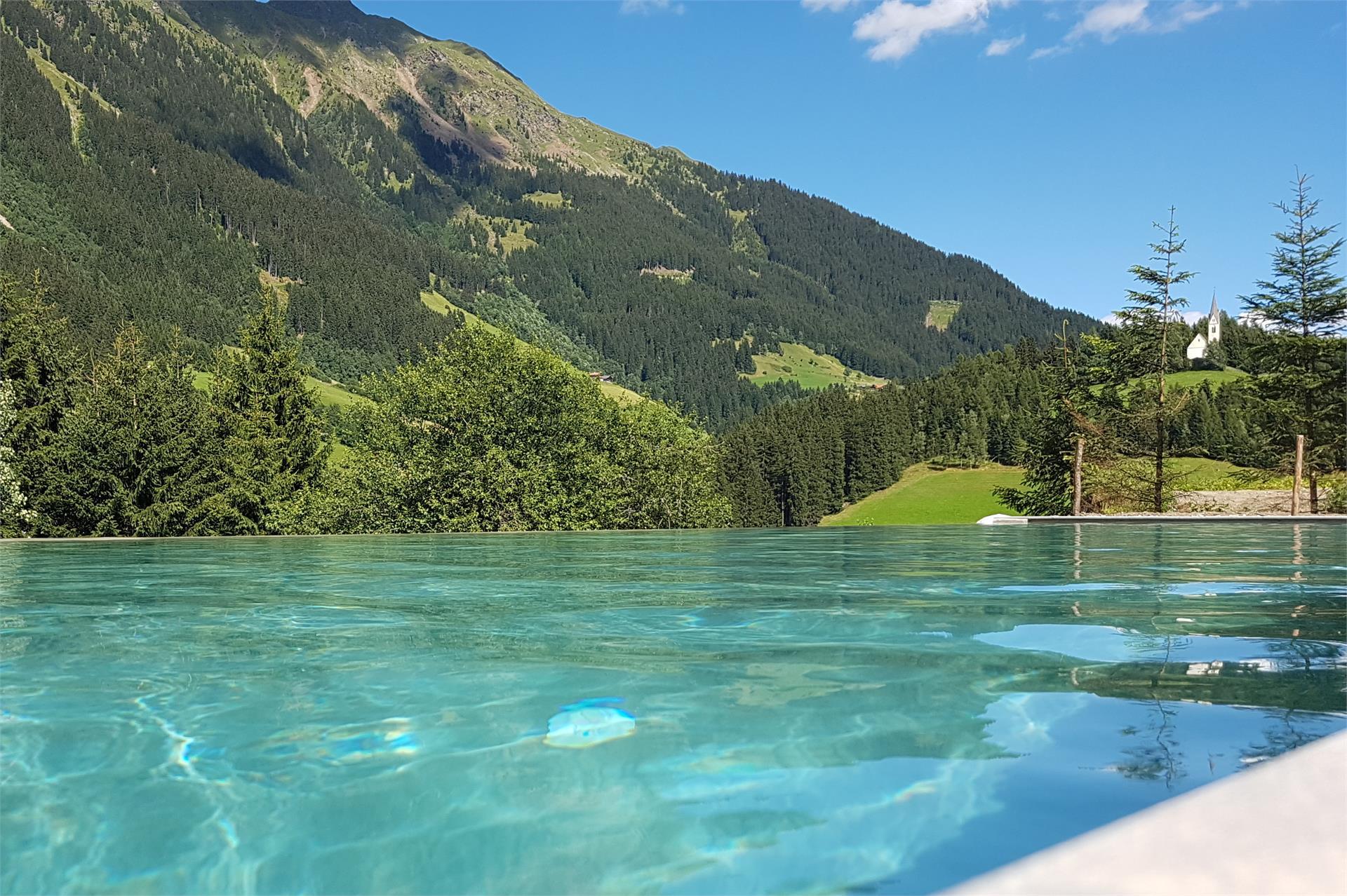 Neuheit Sommer 2017 - Infinity Pool mit Frischwasser