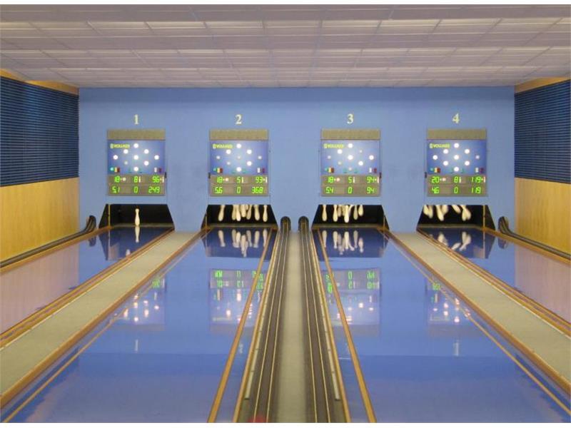 Bowling Scena