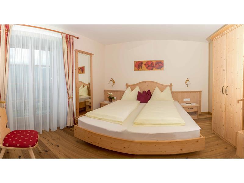 Apartment Meran - bedroom