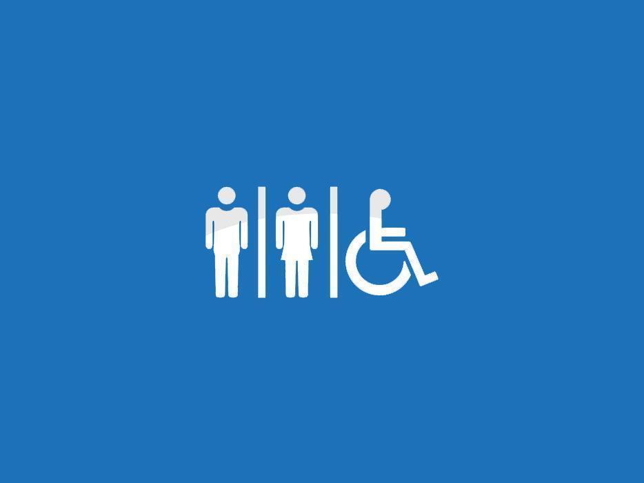Öffentliche Toilette - Am Priel