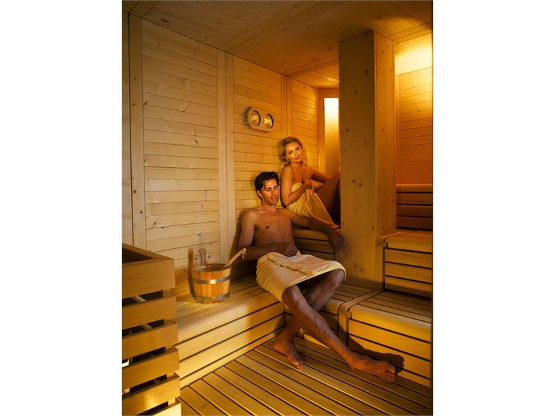 Sauna in Christoph's
