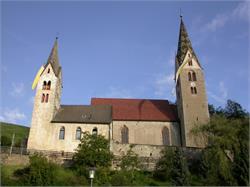 St. Michaelskirche am Friedhof in Villanders