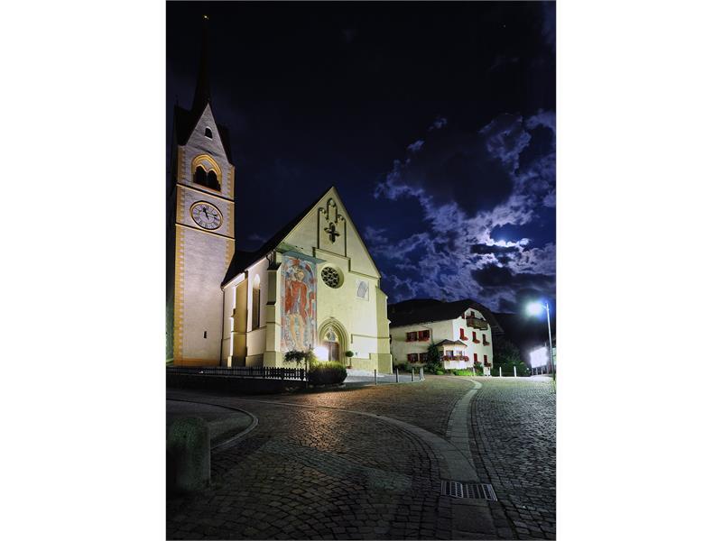 Church Valdaora di Sopra